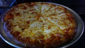 Cool River Pizza_Pepperoni and Extra Cheese
