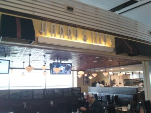 Harry & Izzy's in the Indianapolis International Airport