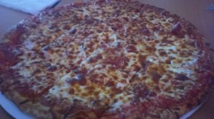 OH - Rubino's Pizza and Grinders_Pepperoni Pizza
