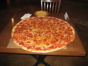 Barlo's 29 Inch Pizza