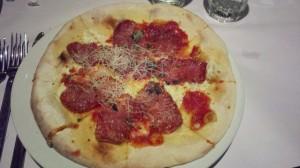 Romano's Macaroni Grill - Pepperoni Pizza