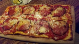 Kona Grill_Pepperoni Pizza