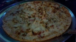 Casler's Kitchen & Bar_The White Pizza
