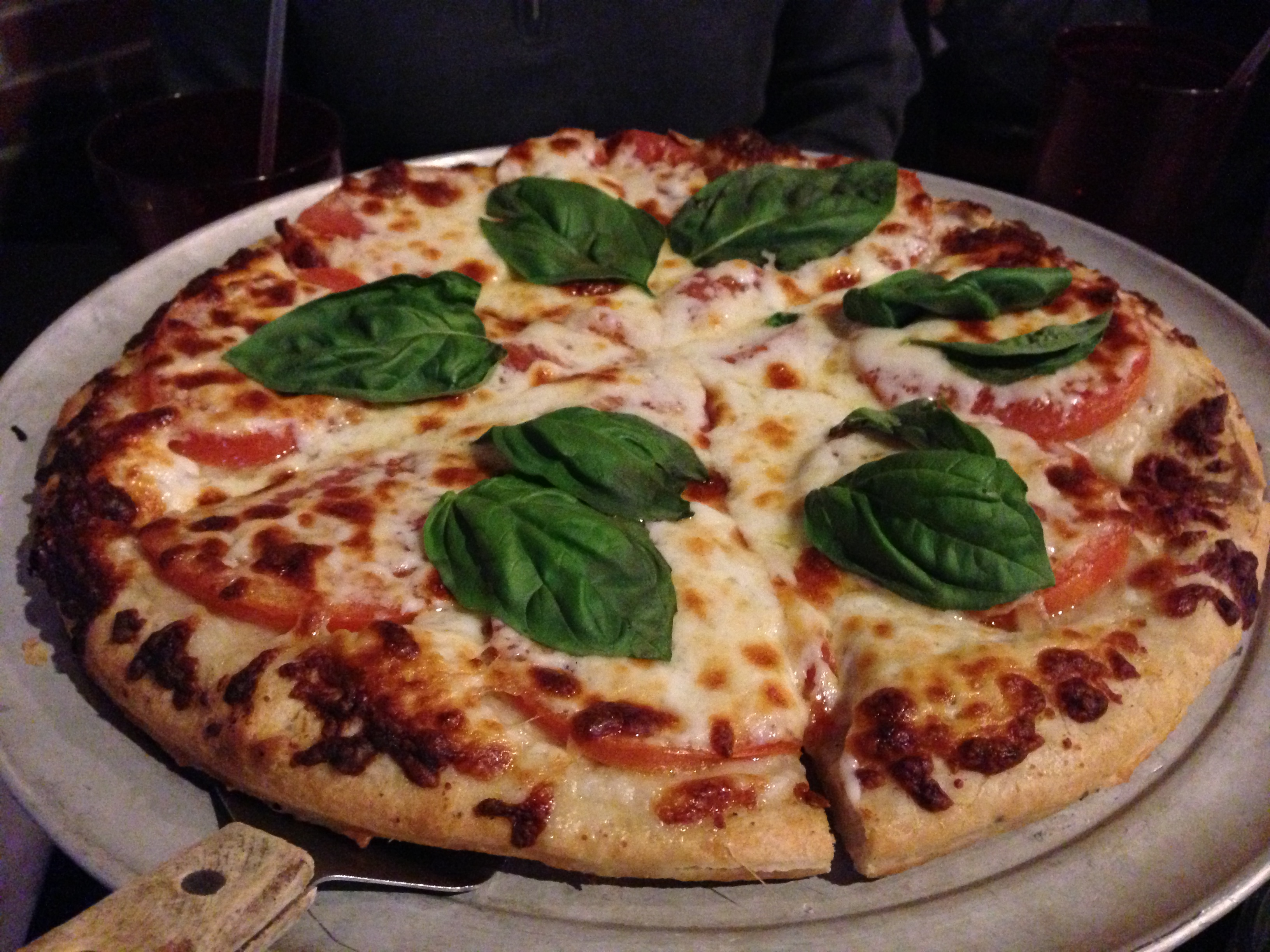 Moscow pizzerias: review, addresses 37