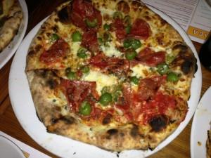 Domenica_Calabrese Pizza