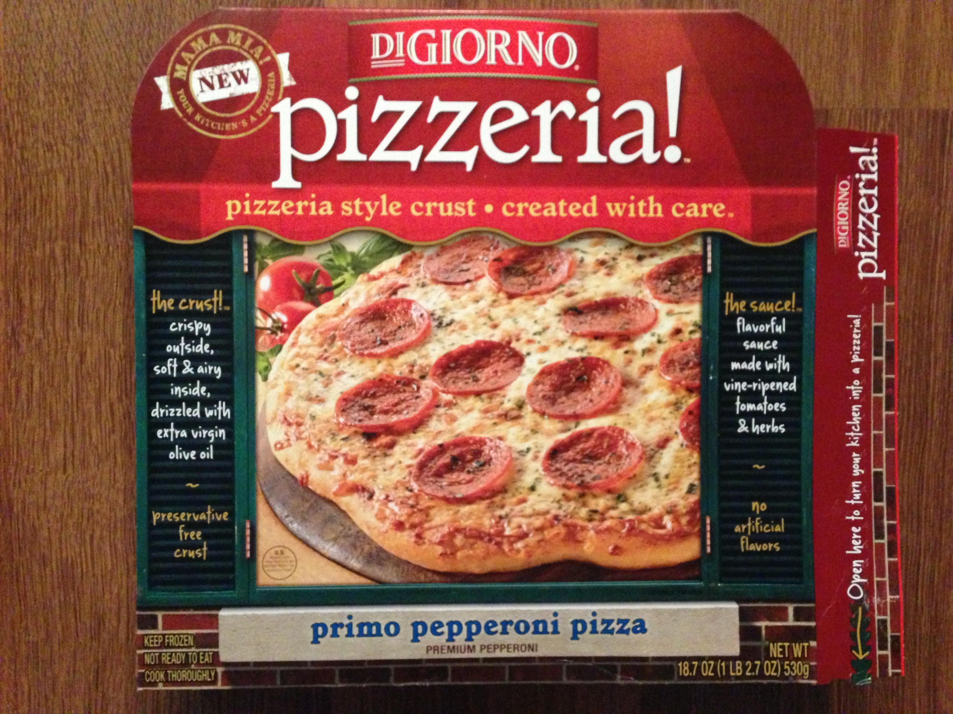 Digiorno Frozen Pizza frozen pizza reviews