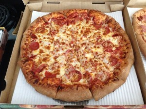 Marco's Pizza_Extra Cheese and Pepperoni Pizza