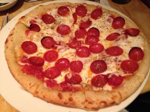 The Cheesecake Factory_Pepperoni Pizza