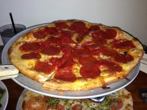 Otto Pizza_Pepperoni Pizza