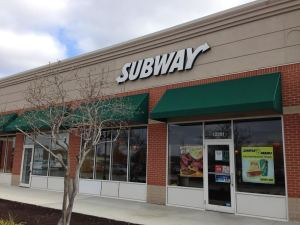 Subway in Carmel, IN_Outside