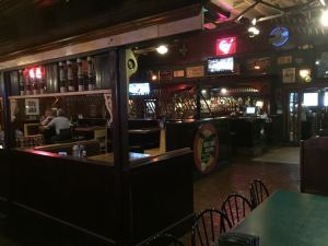 Inside of M. Mogger's Restaurant & Pub