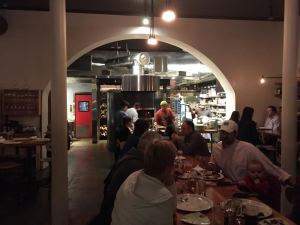 Pizzeria Toro in Durham, NC_Inside