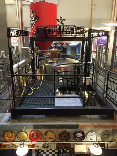 The Pike Brewing Company Seattle Wa