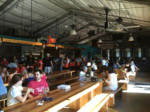 Austin Beer Garden Brewing Company_Inside