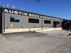 Austin Beer Garden Brewing Company_Outside