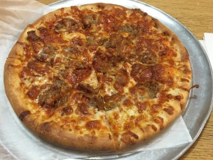 Sausage and Pepperoni