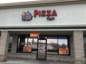 Brother Doug's Pizza Café Storefront